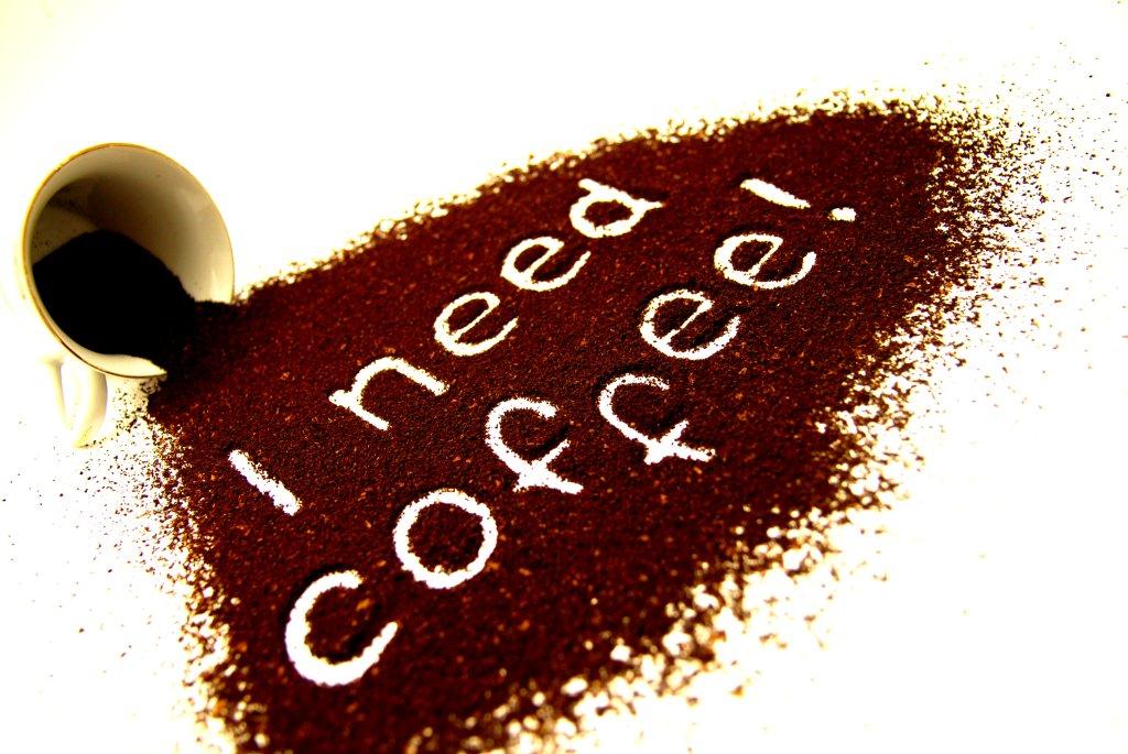 Coffee - I need coffee