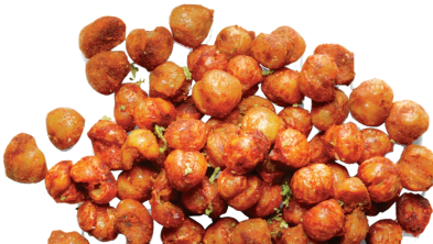 Crunchy Chick Pea PNG