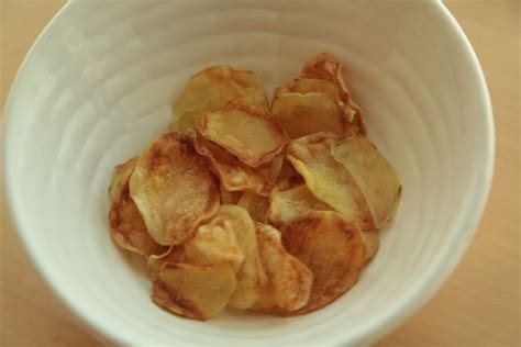 potato chips oil free