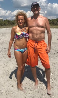Rich & Amy Beach 2018
