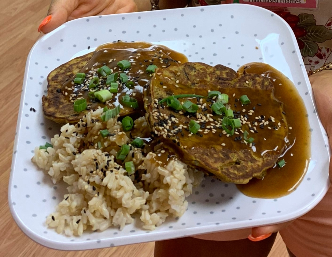 Amy Egg Foo Young